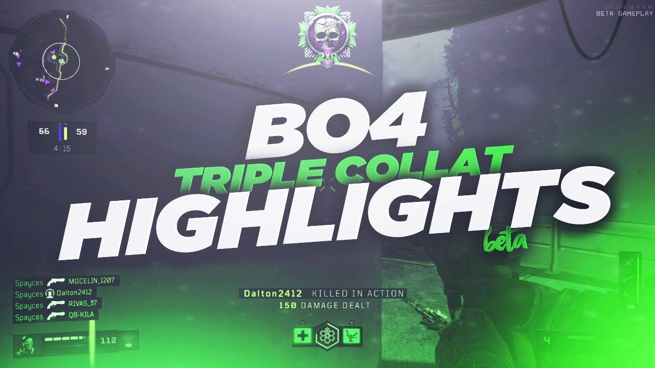BO4 AND FORTNITE HIGHLIGHTS