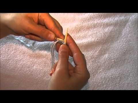 видео: Вязаный женский жилет