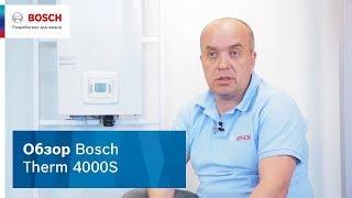 Обзор газового проточного водонагревателя Bosch Therm 4000S