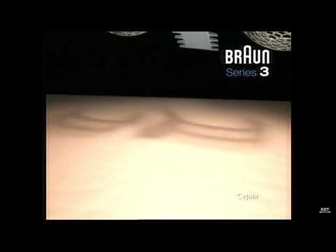 Реклама М видео и Braun 2009 (совместная)