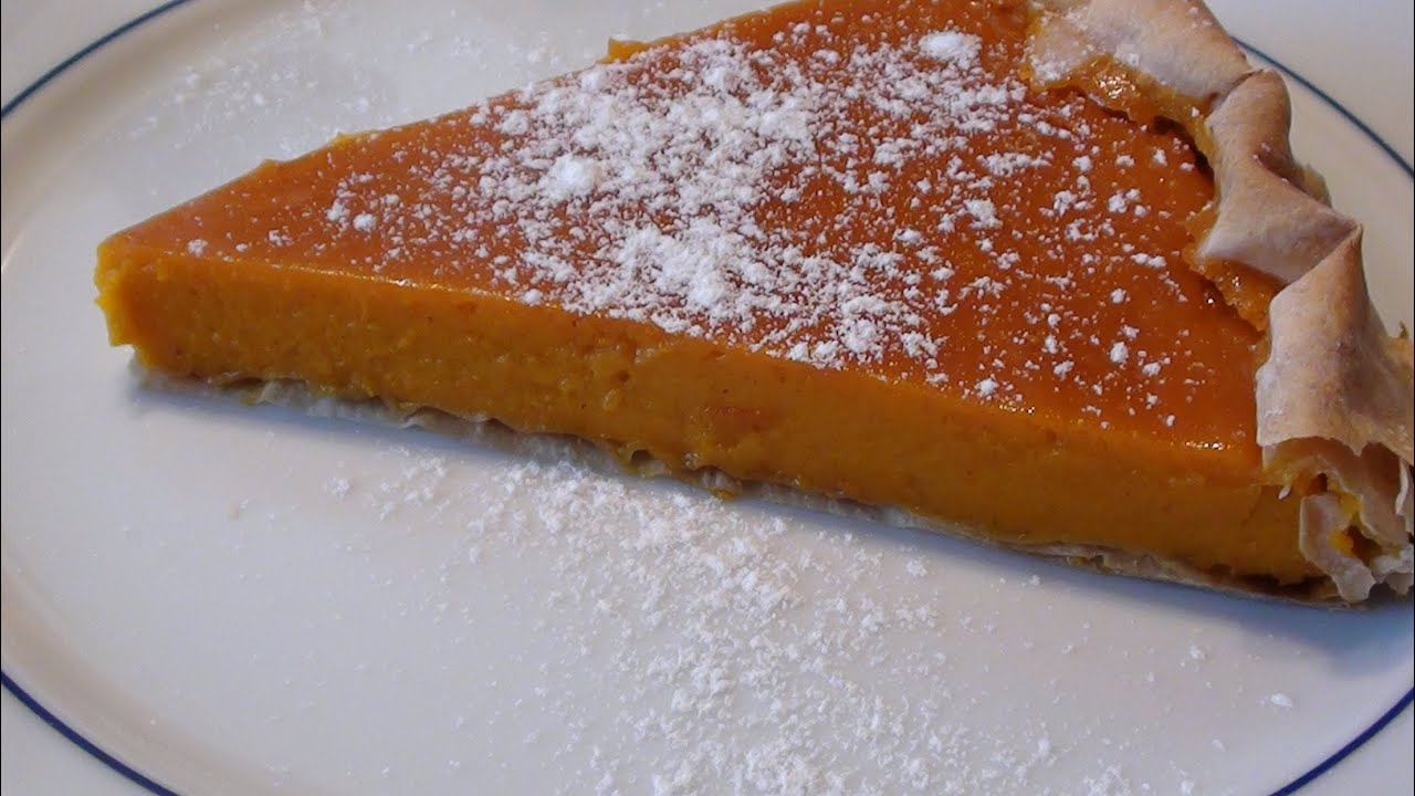 Thermomix Kurbiskuchen Pumpkin Pie