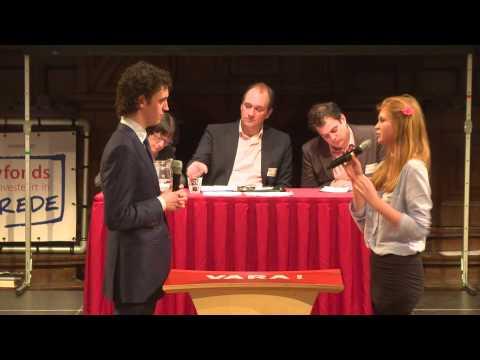1-op-1 debat finale Noord-Holland: Pesten moet strafbaar worden gesteld
