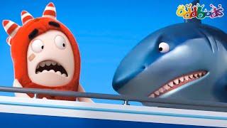 Oddbods   Nouveau   UN REQUIN POUR MON AQUARIUM   Dessins Animés Amusants pour les Enfants