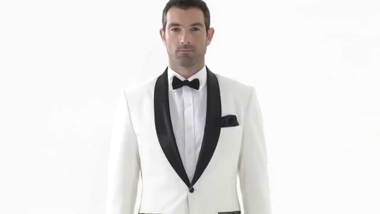 White Black Tuxedo
