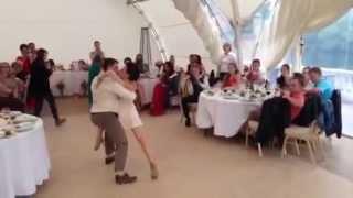 Великолепный свадебный танец Танго (Держи Ритм)!!!