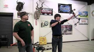 Archery Tip of the Week | Why the wrong draw weight can cause bodily harm.