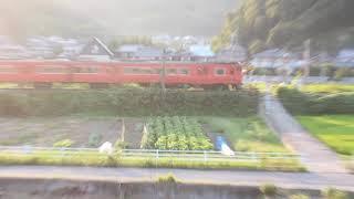 津山線 普通列車 津山行き