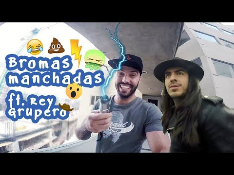 Bromas Manchadas Ft. Rey Grupero streaming vf