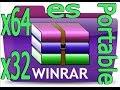 Descargar WinRAR 5.1 32 y 64 bits FULL PORTABLE (MEGA,DROPBOX)