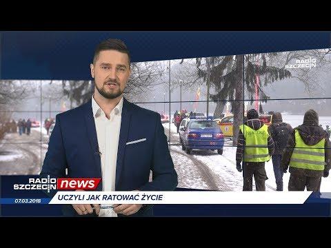 RADIO SZCZECIN NEWS -  07.03.2018
