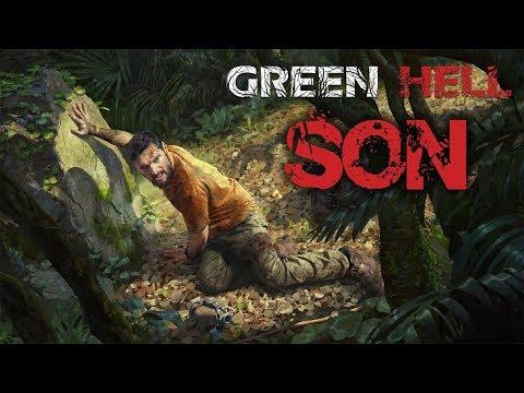 GREEN HELL | OLDUKÇA GERÇEKÇİ SURVIVAL | #SON