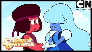 Steven Universe | Planificación de Rubí y Zafiro de la Boda | Hecha de Honor | Cartoon Network