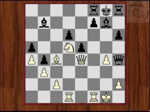 Шахматные комбинации: Связка