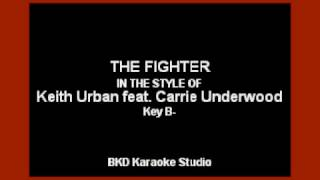 The Fighter In the Style of Keith Urban duet