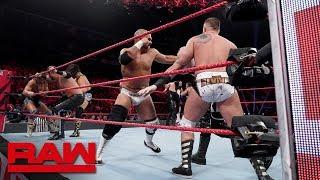 Tag Team Battle Royal - Winner Captains Raw Tag Division Survivor Series Team: Raw, Nov. 12, 2018