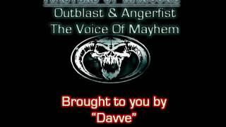 Outblast & Angerfist - The Voice Of Mayhem