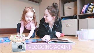Vlogging Again