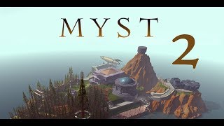 """Let's Play Myst - Wesley Plays - Episode 2 """"So Much Reading"""""""