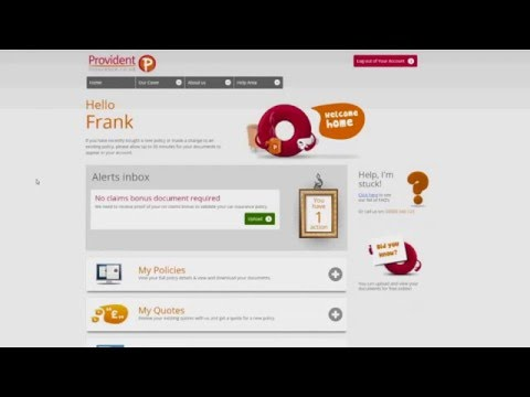 How To Upload Your Proof Of No Claims Bonus - Provident Insurance