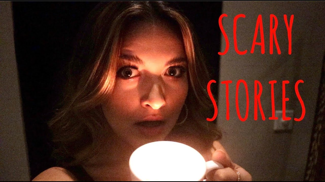 My FRIENDS Tell Their SCARIEST STORIES
