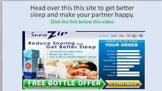 Snoring Treatment: Stop Sleeping by Yourself with These Snoring Remedies