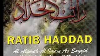 Ratib al hadad ,karangan habib abdullah bin alwi al haddad