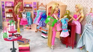 [9.43 MB] Barbie Clothing Store My Scene My Boutique Accessory Shop Toko aksesoris Barbie Loja de acessórios