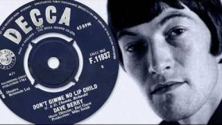 Dave Berry : Don