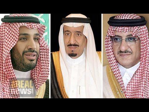 Who is Really Ruling Saudi Arabia?