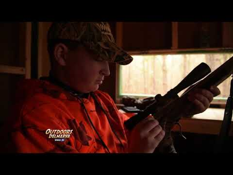 2019 Maryland Youth Deer Hunt