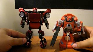 Transformers Alternity: Cliffjumper