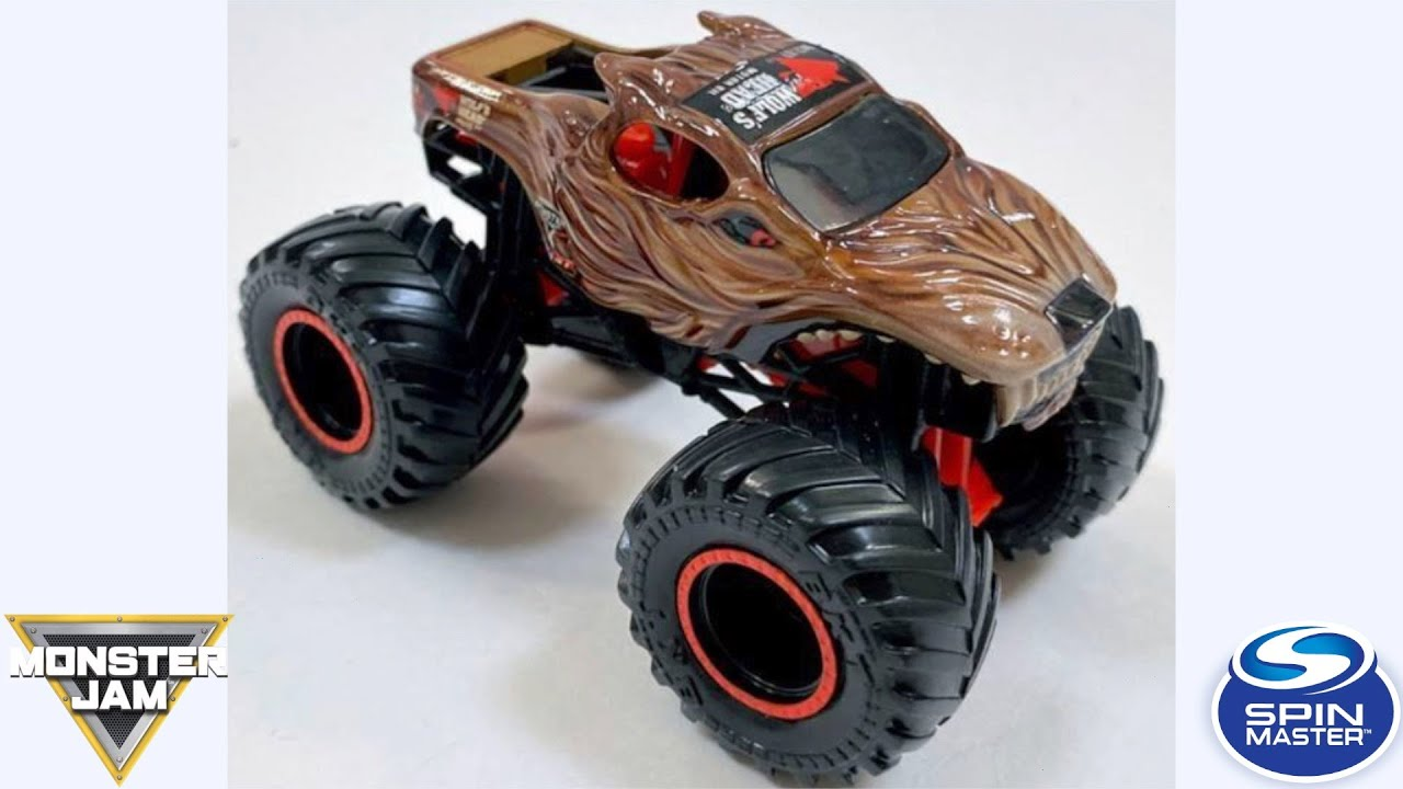 Spin Master Monster Jam Wolf S Head Revealed For 2020 Youtube