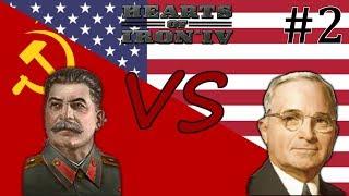 HoI4 - Cold War The Iron Curtain - Soviet Union - Part 2