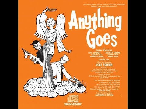"""The Best of Broadway- """"Anything Goes"""""""