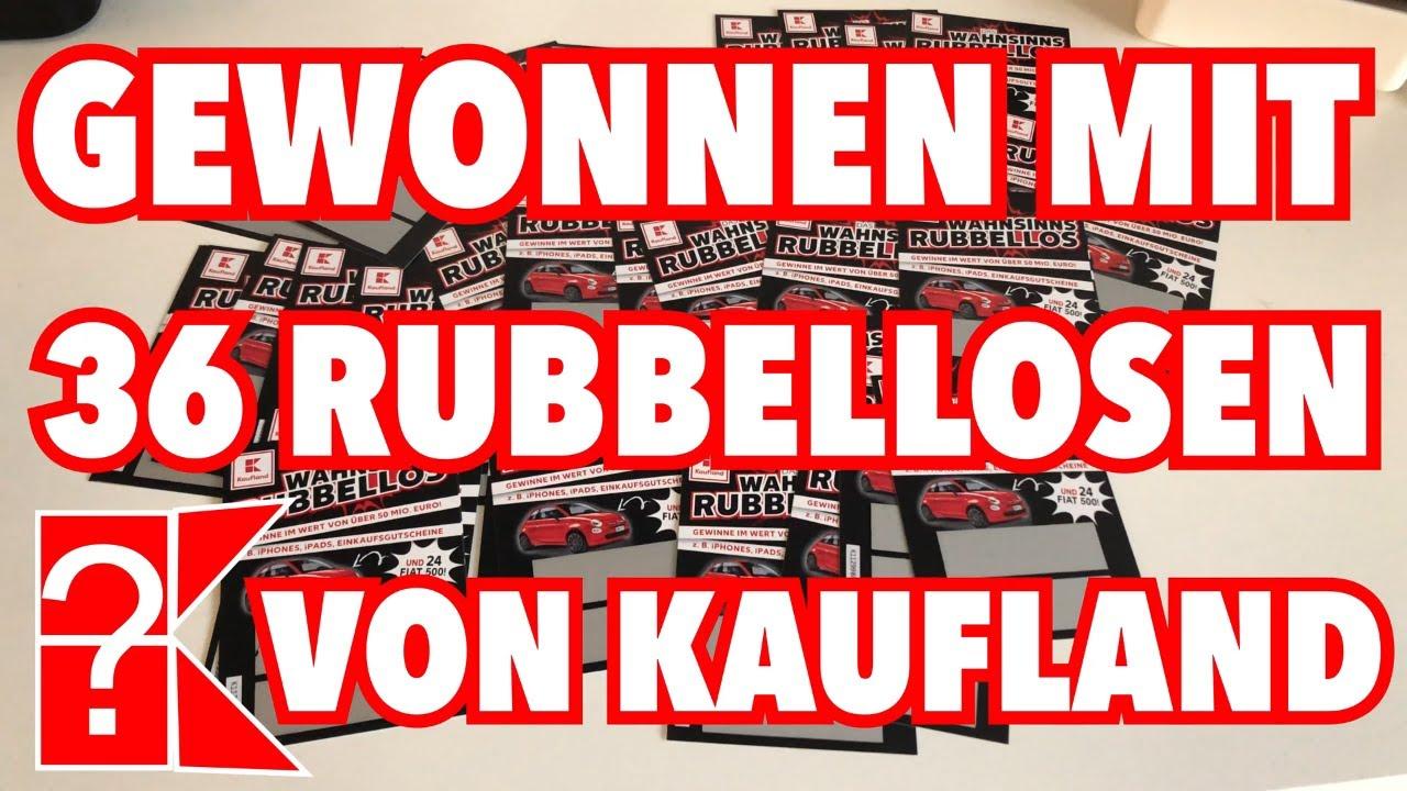 Kaufland Rubbellos