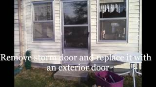 Carpenters - Exterior Door Installation