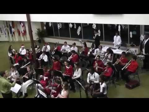 Carolina International School winter Band 3 -2014 Directed by Mr Jason Schultz