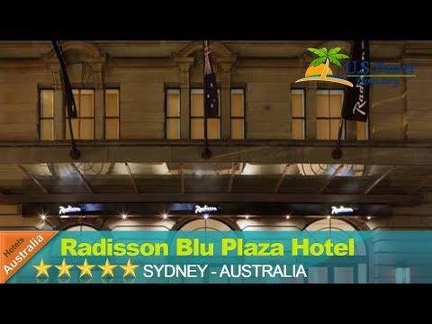 Radisson Blu Plaza Hotel Sydney - Sydney Hotels, Australia