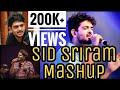 Sid Sriram Mashup - Tamil Love Mashup | GiJoSa |