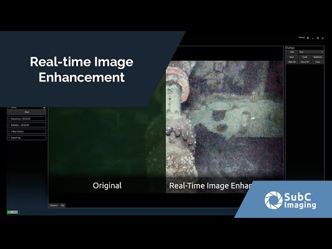 Real-time Image Enhancement Coming Soon!