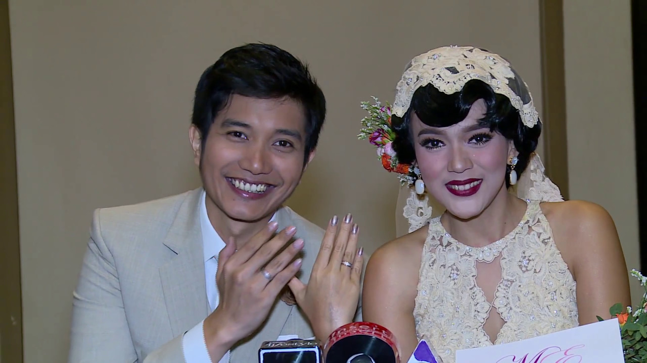 HOT NEWS! LALE MALIQ & D'ESSENTIALS RESMI NIKAH