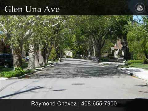 "San Jose Real Estate- 1760 Glen Una Ave ""Willow Glen"