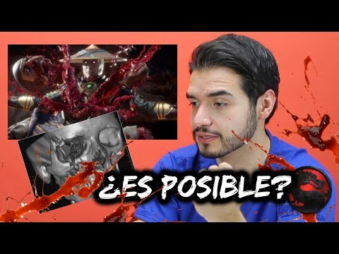 DOCTOR REACCIONA A MORTAL KOMBAT 11 | FATALITIES | DOCTOR VIC