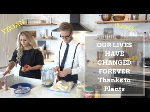 How going whole food plant based VEGAN has changed our lives!