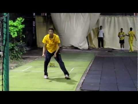 Hong Kong LSWCC Bowlers In Action