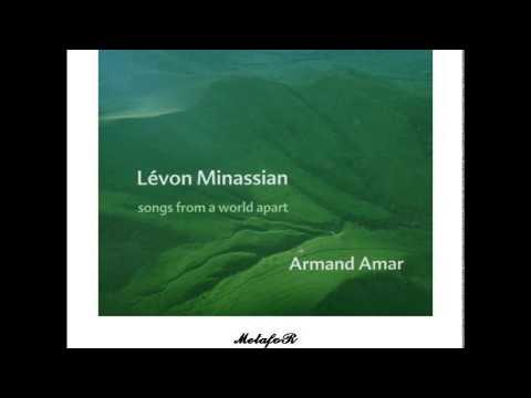 Levon Minassian & Armand Amar – Songs From a World Apart