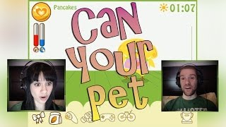 Can Your Pet -- NOT YOUR TYPICAL TAMAGOTCHI