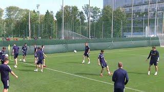 Сборная РФ по футболу проведет стартовую встречу группового этапа Лиги Наций против команды Сербии