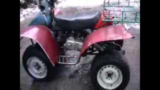 самодельный квадроцикл на базе скутера обзор.