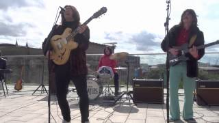 Them Beatles, Come Together,  Rooftop Show